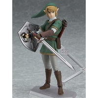 Zelda: Twilight Princess Figma 'Link' DX Edition