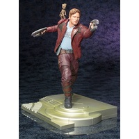 Star Lord with Groot ArtFX 1/6 Scale Statue